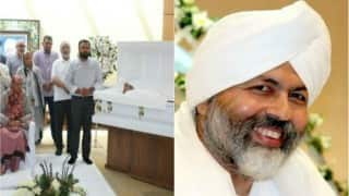 Nirankari Baba Hardev Singh death: Son-in-law Sandeep Khinda