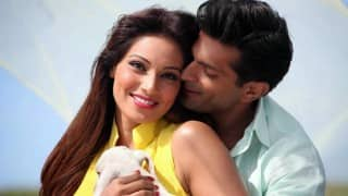 Bipasha Basu not affected with Karan Grover's past-knots