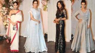 Bipasha Basu-Karan Singh Grover reception: Sonam Kapoor, Dia Mirza, Sushmita Sen or Malaika Arora Khan; who looked the best?