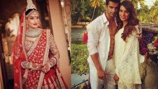 Karan Singh Grover's new bride Bipasha Basu is unhappy on her honeymoon trip