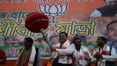 Assam Assembly Election 2016 Results: NDA headed for landslide victory