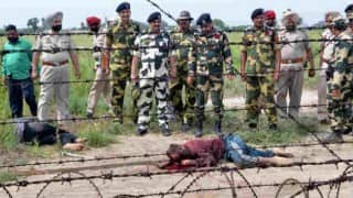 BSF suspends 7 troops after Bangladeshi killed along India-Bangladesh frontier in West Bengal