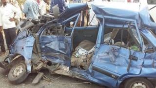 Maharashtra: Cabinet Minister Ram Shinde convoy meets accident in Ahmednagar, 1 dead, 8 injured