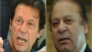 Imran Khan warns Nawaz Sharif on corruption charges