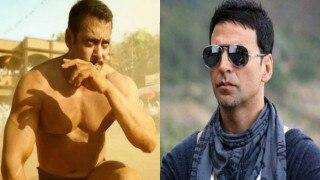 'सुल्तान' में एक्शन सीन किए बिना ही सलमान खान ले रहे हैं क्रेडिट, उन्हें अक्षय कुमार से सीखना चाहिए