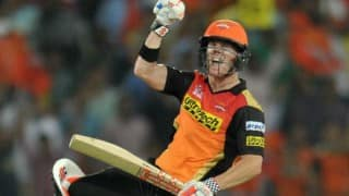 IPL 2016: David Warner's masterclass takes Sunrisers Hyderabad to IPL final