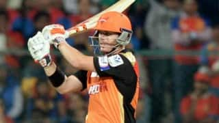IPL 2016 finale SRHvsRCB: It was a total team effort, says Sunrisers Hyderabad captain David Warner