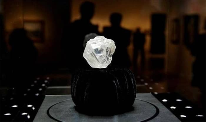 Biggest diamond found in a century finally sells for $53 million
