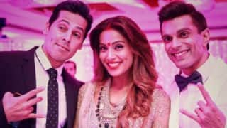 Dino Morea is extremely happy for his ex-girlfriend Bipasha Basu's new life!