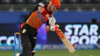 SRH win by 85 runs | LIVE Score Mumbai Indians (MI) vs Sunrisers Hyderabad (SRH) IPL 2016 Match 37