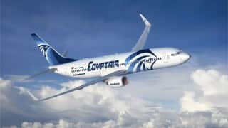 Body part, seats, luggage found in EgyptAir search: Greece