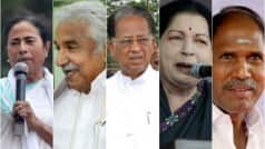Exit poll results 2016: Jayalalithaa to lose Tamil Nadu, BJP's lotus to bloom in Assam, TMC to retain power in West Bengal, Kerala may get Left government