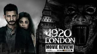 1920 London movie review: Sharman Joshi starrer is the funniest horror film ever!