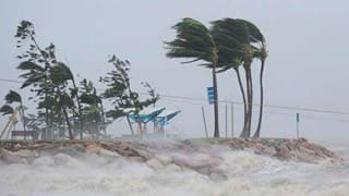 Cyclone ROANU: Heavy rainfall predicted across Odisha