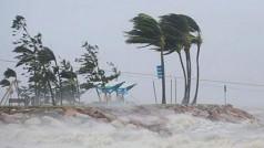 Cyclone Nada brushes through Karaikal coast, makes landfall at Nagapattinam