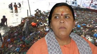Two years of Narendra Modi government: Ganga will be among the cleanest rivers by 2018, says Uma Bharti