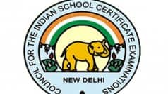 ICSE, ICS exam schedule 2017 announced: Check time table of…