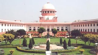 SC collegium objects to clauses that give government say in appointment of judges