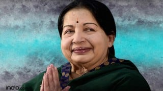 Jayalalithaa sworn in as Tamil Nadu Chief Minister for sixth time
