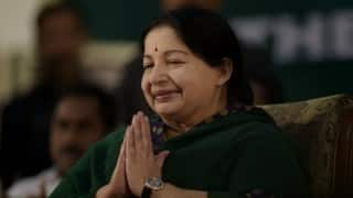 Jayalalithaa to be sworn in as Tamil Nadu Chief Minister today for second consecutive term