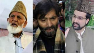 Kashmiri Pandits: Separatists Syed Ali Geelani, Mirwaiz Umar Farooq and Yasin Malik join hands against rehabilitation plan