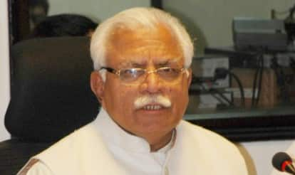 Bhupinder Singh Hooda getting nervous about going to jail: Manohar Lal Khattar