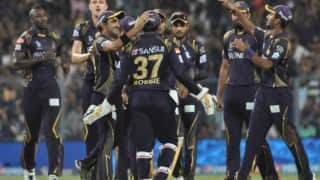 IPL 2016 : Kolkata Knight Riders eliminated, Sunrisers Hyderabad to face Gujarat Lions in second qualifier