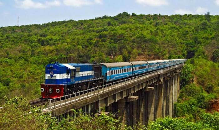 Prabhu announces several railway projects for Andhra Pradesh