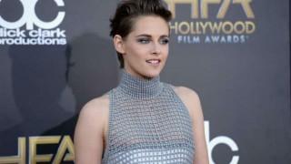Kristen Stewart pays tribute to Jodie Foster