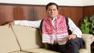 Sarbananda Sonowal requests Tarun Gogoi to attend his swearing-in ceremony