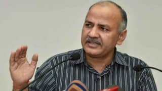 Probe launched into fake calls to schools by Manish Sisodia's personal assistant's impostor