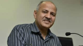 You made Delhi proud: Manish Sisodia to UPSC topper Tina Dabi