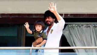 AbRam Khan birthday picture: Shah Rukh Khan shares the cutest picture of his little boy!