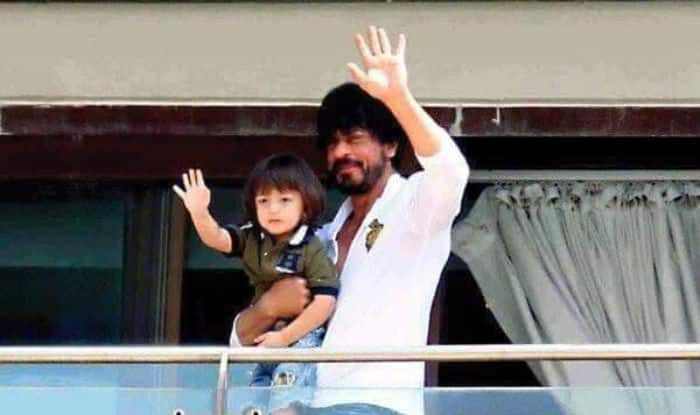 AbRam Khan birthday picture Shah Rukh Khan shares the cutest