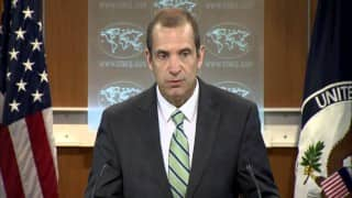 Nuclear states must exercise restraint: Mark Toner said to Pakistan