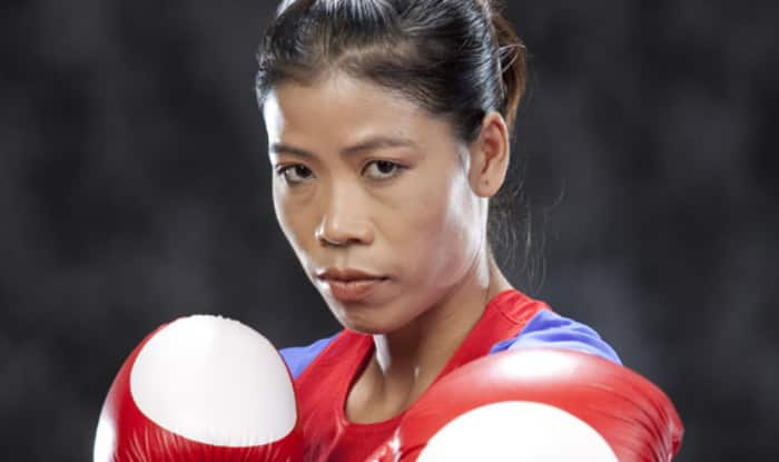 Mary Kom started her bout against Nimani aggressively but the German ...