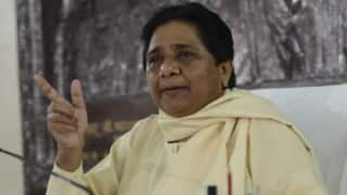 Public funds misused for Narendra Modi government's celebrations: Mayawati