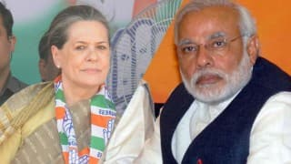 Narendra Modi makes a veiled attack on Sonia Gandhi over AgustaWestland deal