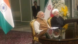 Narendra Modi visit to Iran Live News & Updates: PM departs from Tehran, ending his two day tour