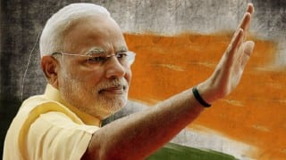 UK minister Priti Patel congratulates PM Modi on poll win anniversary
