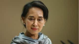 Myanmar president proposes new ministry for Aung San Suu Kyi