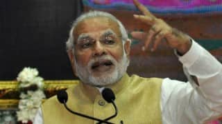 Should those involved in chopper theft be punished or not: Narendra Modi