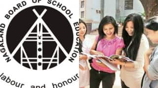Nagaland Board of School Education HSLC & HSSLC 2016 Results to be declared today: Check nbse Class 10 & Class 12 results at nbsenagaland.com & nagaland.gov.in