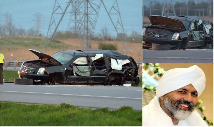 Death Of Car Crash Without Seat Belt