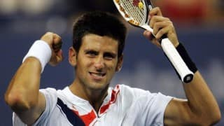 Four matches to history for Serbian ace Novak Djokovic at the French Open