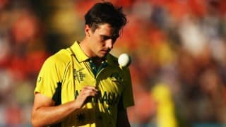 Australian pace ace Pat Cummins back in town, gets picked for Australia A