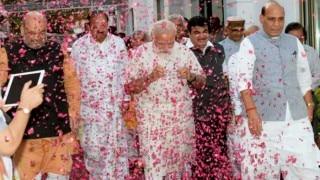 BJP geared up for 2019 Lok Sabha polls: After triumph in Assam, Modi-Shah set their eyes on Uttar Pradesh