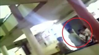 Mumbai: Couple thrashed mercilessly inside Kandivali Police station (Graphic video)