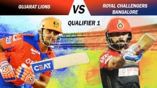Preview, Gujarat Lions (GL) vs Royal Challengers Bangalore (RCB) IPL 2016 Qualifier 1: In-form RCB look to counter roaring lions at home