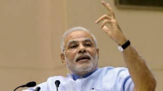 Narendra Modi congratulates ISRO scientists for successful launch of space shuttle RLV-TD